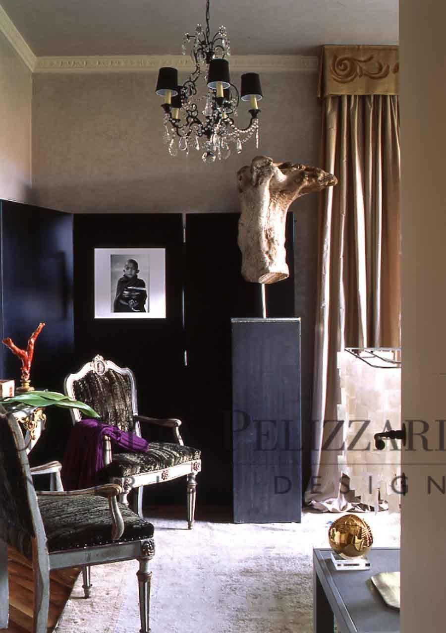 Interior design claudia pelizzari architettura d 39 interni for Design interni brescia