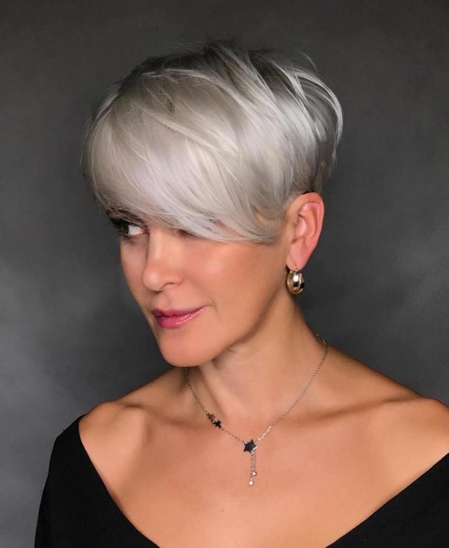 overwhelming ideas for short choppy haircuts fryzury
