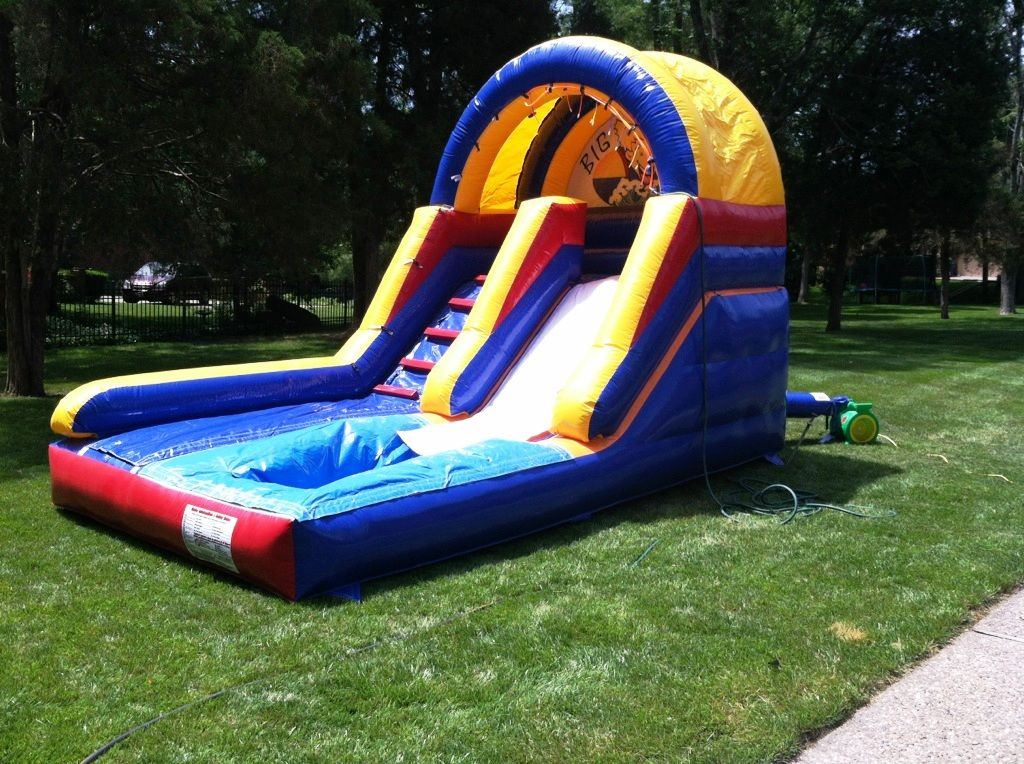 Inflatable Water Slide Moonwalk Mini Slide Kiddie Bounce House Slide 10 Inflatable Giant Slide Inflatable Water Slide House Slide Water Slides
