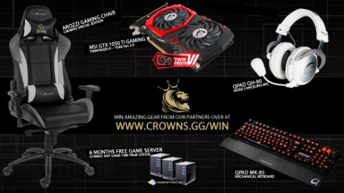 ULTIMATE GAMING GEAR RAFFLE (02/24/2017) {ww} via... sweepstakes IFTTT reddit giveaways freebies contests