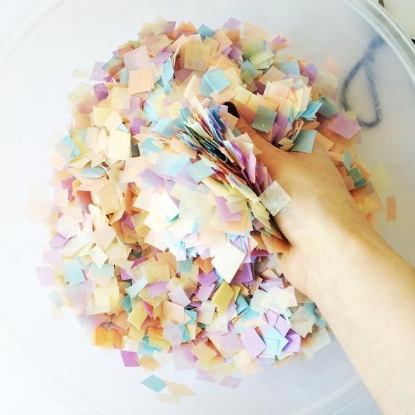 DIY Weddings Confetti