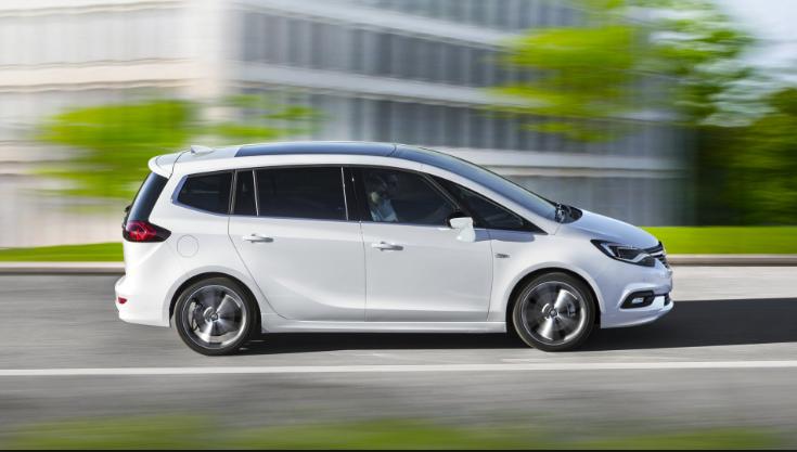Opel Zafira 2019 Opel Will Release New Zafira For 2019 Season