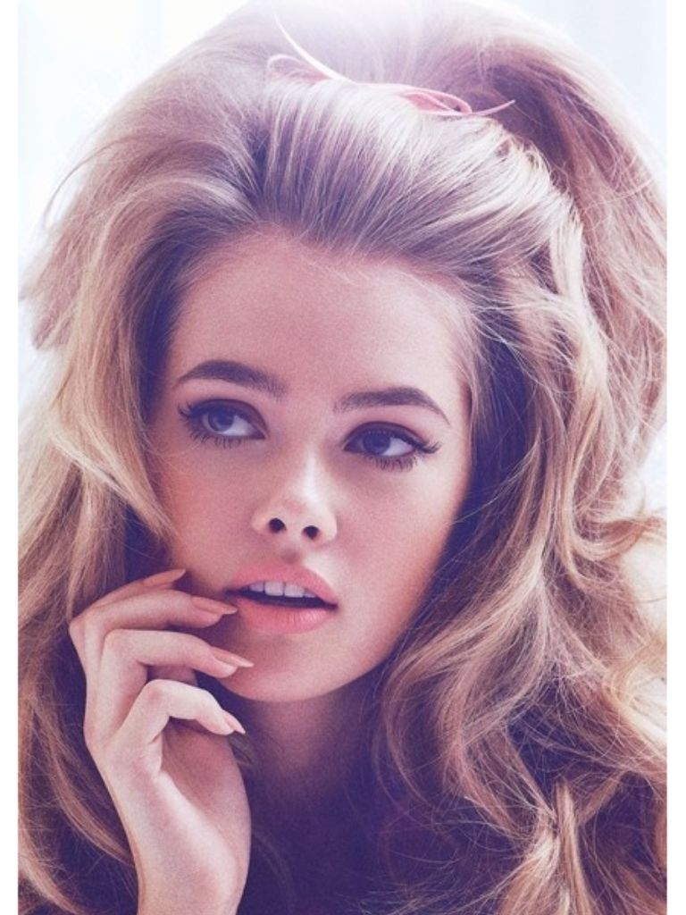 Sexy Hairstyles Fabulously Sexy Big 1960's Bombshell Hair Hair  Pinterest