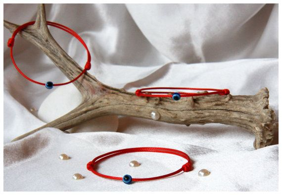 He encontrado este interesante anuncio de Etsy en https://www.etsy.com/es/listing/216647542/nazar-bracelet-talisman-evil-eye-red