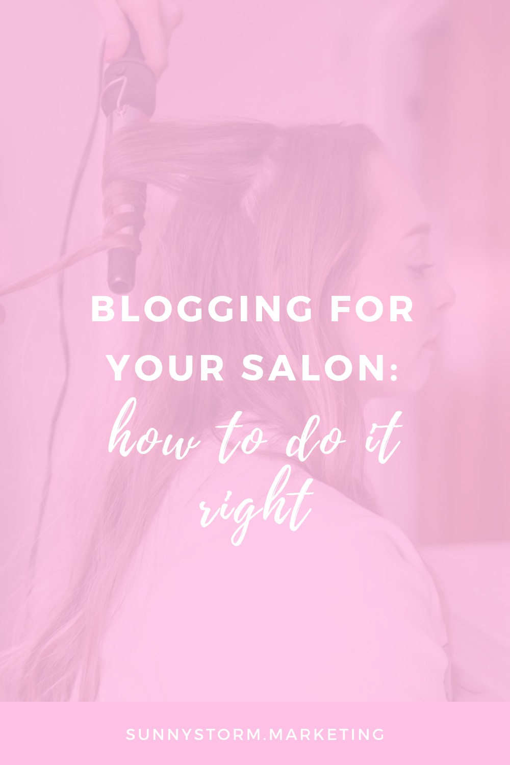All about blogging for salons + 16 ideas for articles your clients