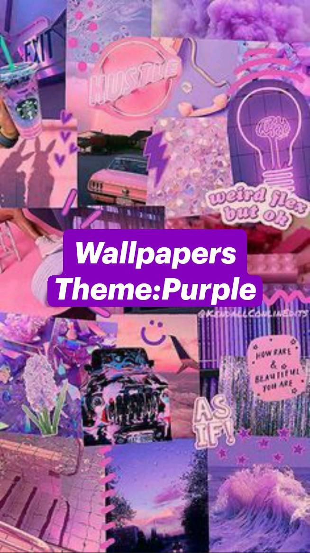 Wallpapers Theme:Purple