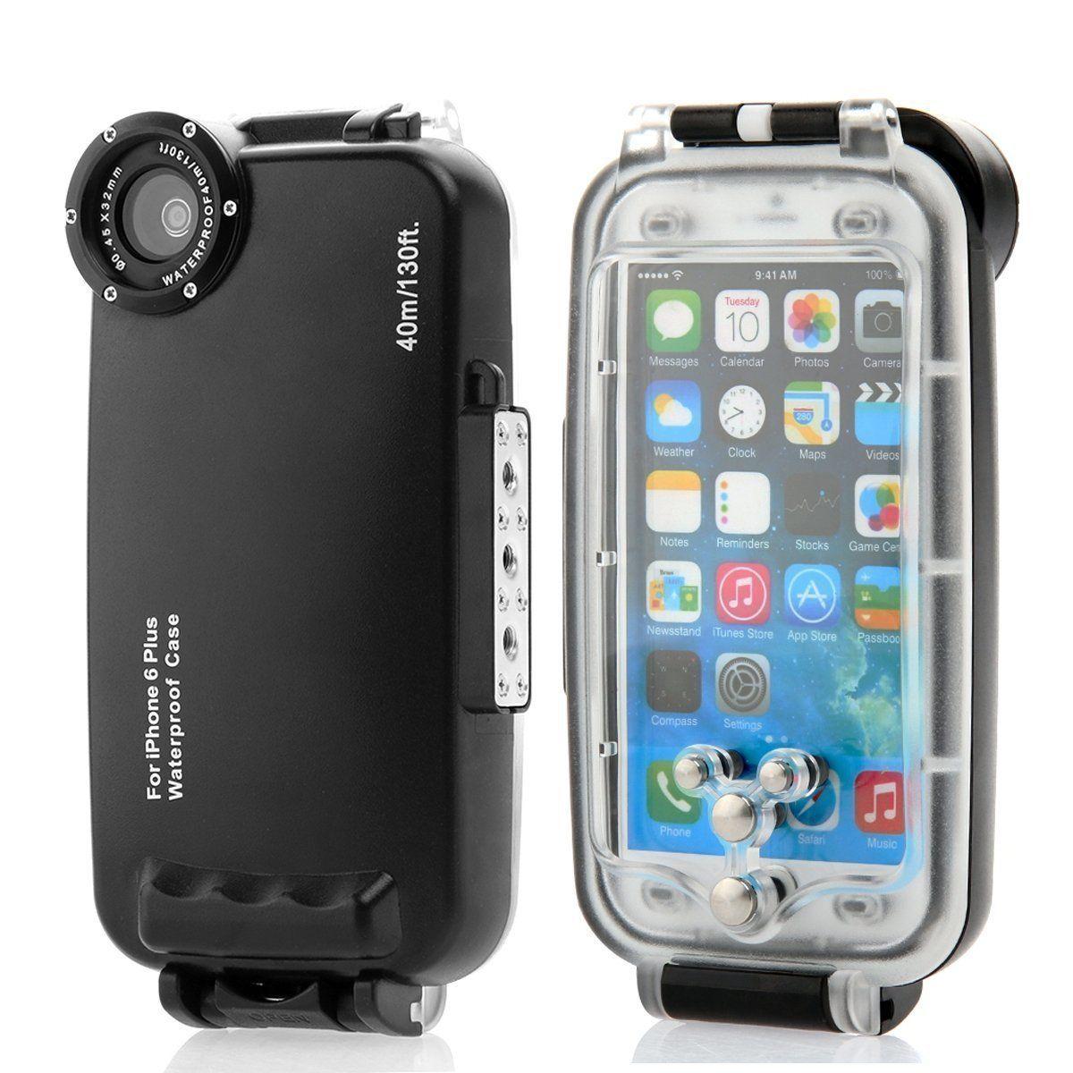 wholesale dealer 27b70 0e645 iPhone 7 Diving Case, iPhone 8 Diving Case, Mixneer Professional ...