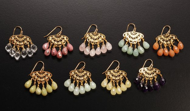 Lovely earrings...