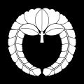 藤原北家の家紋 Family Emblem Of Fujiwarahokke 家紋 紋章 模様