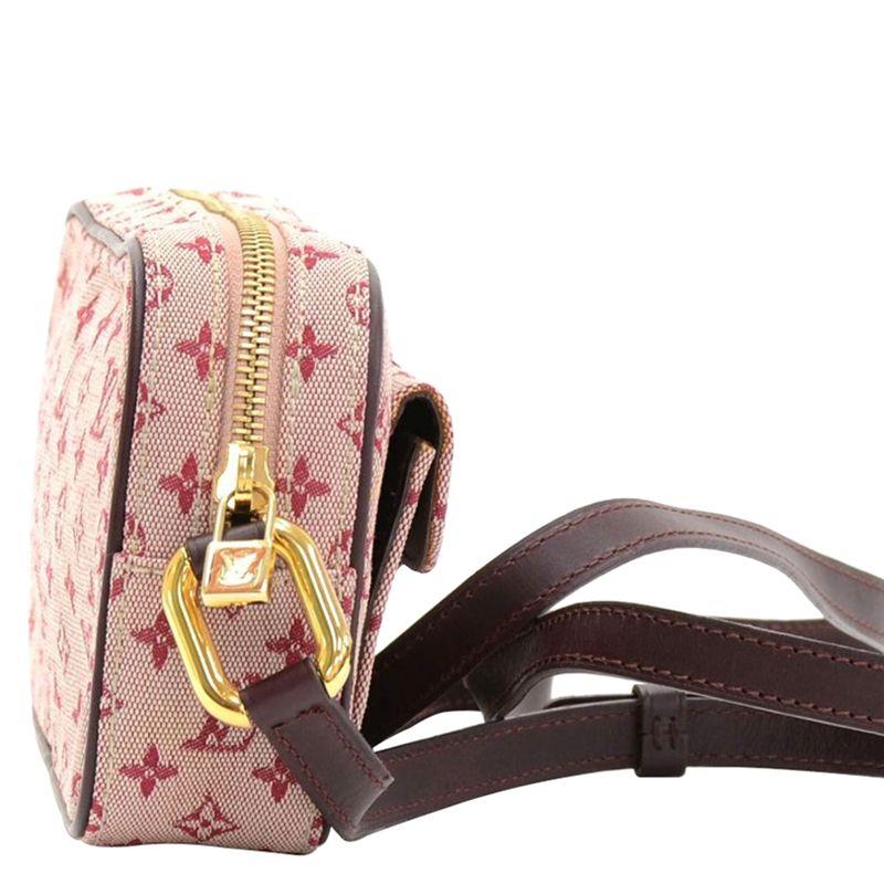 333e9d3f17f Louis Vuitton Monogram Canvas Mini Lin Juliette PM Pochette Bag - Buy   Sell  - LC