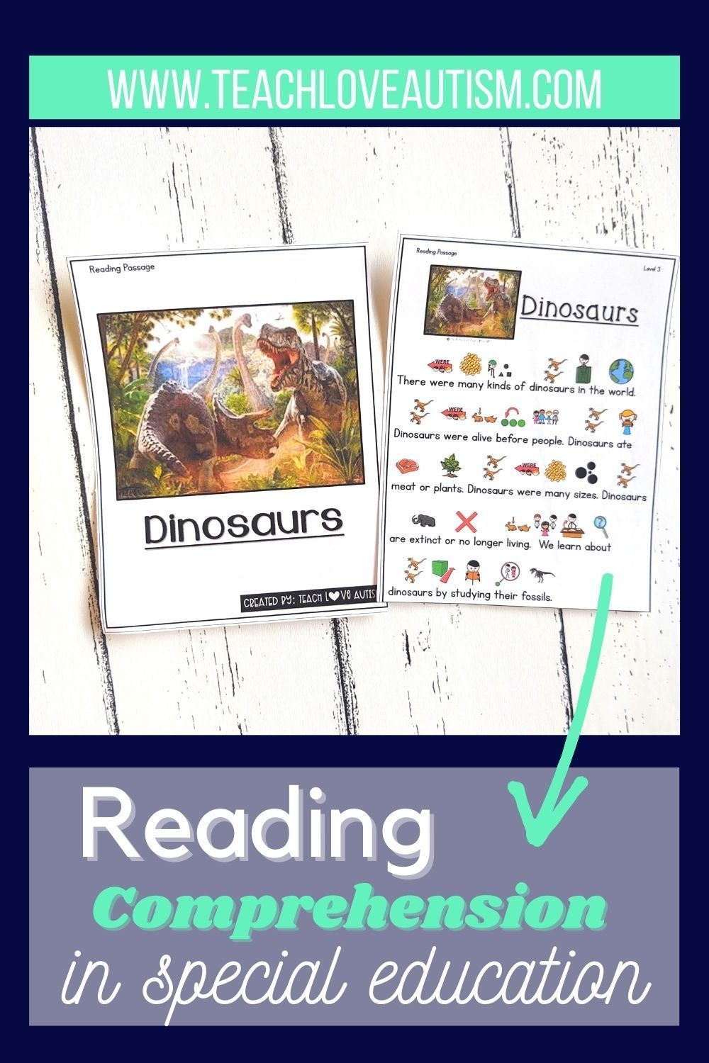 Reading Comprehension In Special Education Teach Love Autism Elementary Special Education Classroom Reading Comprehension Reading Comprehension Skills [ 1500 x 1000 Pixel ]