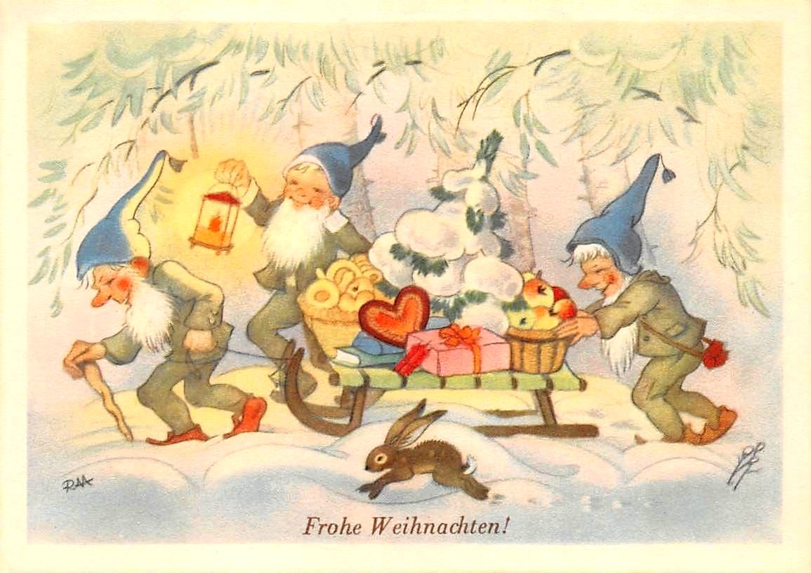 Fröhliche Weihnachten Charlotte Baron