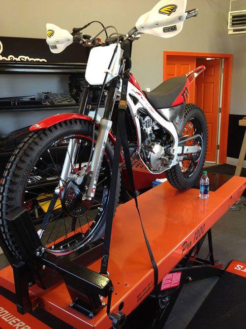 Montesa Honda Cota Rt 260 Pro 1200 Lift Racing Bikes Road Racing Bike Racing