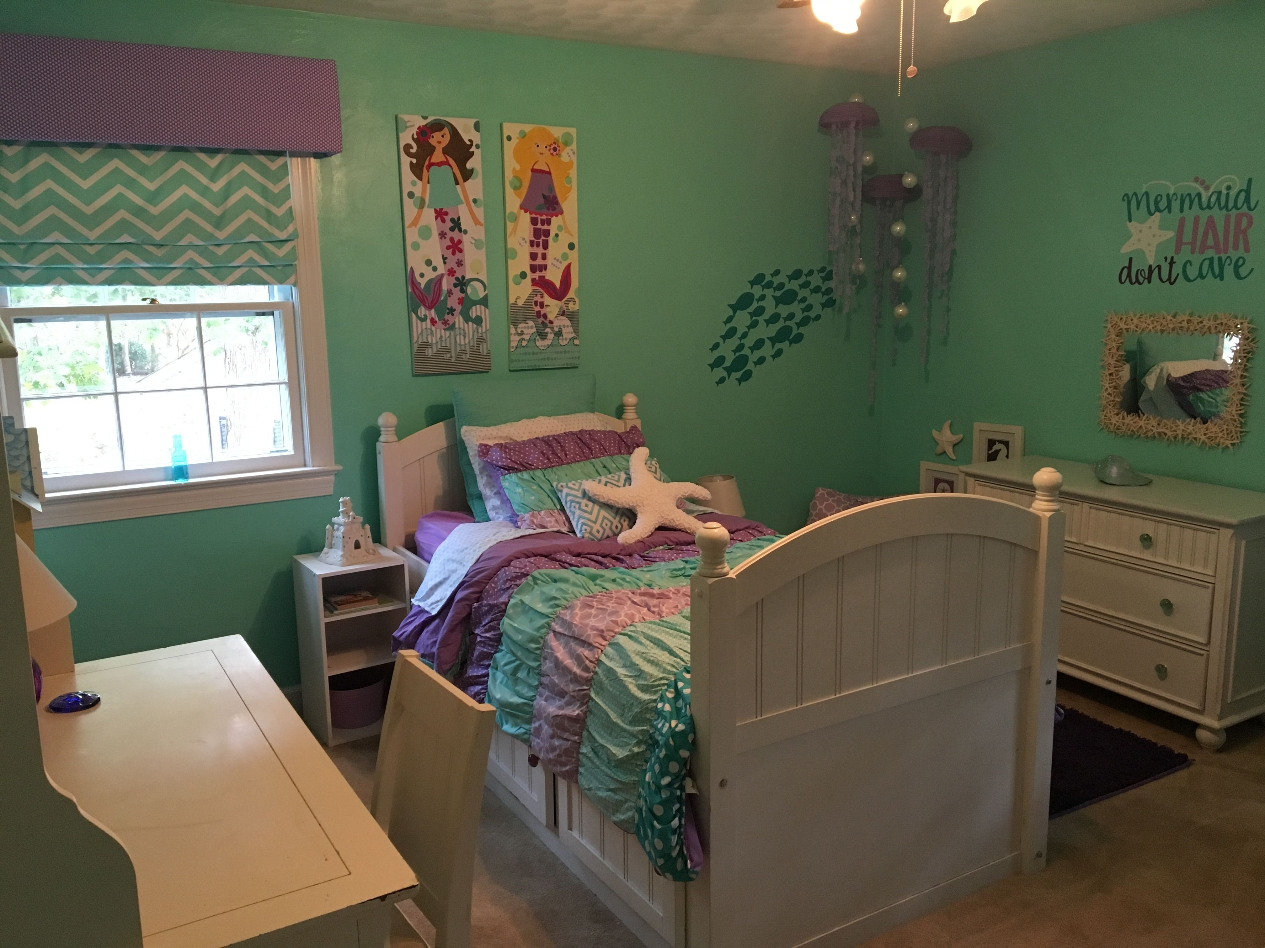 Mermaid Bedroom Mermaid Room In 2019 Pinterest