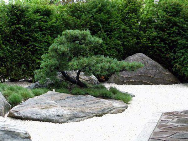 Japanese Inspired Gardens Plastolux Modern Japanese Garden