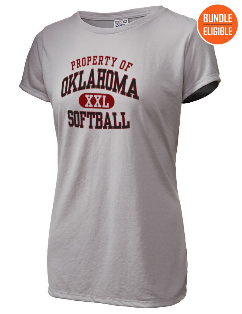 Find custom Oklahoma Softball apparel at Prep Sportswear
