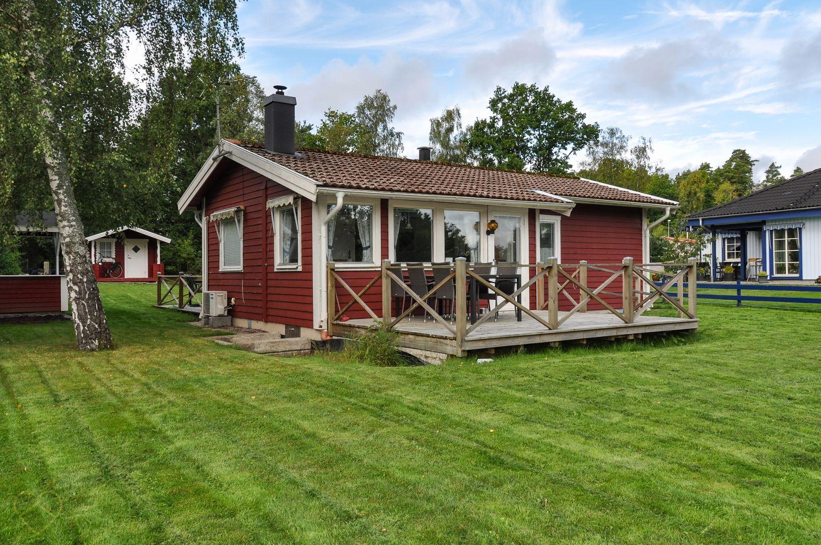 Ein tolles Ferienhaus direkt an der Ostsee in der Region