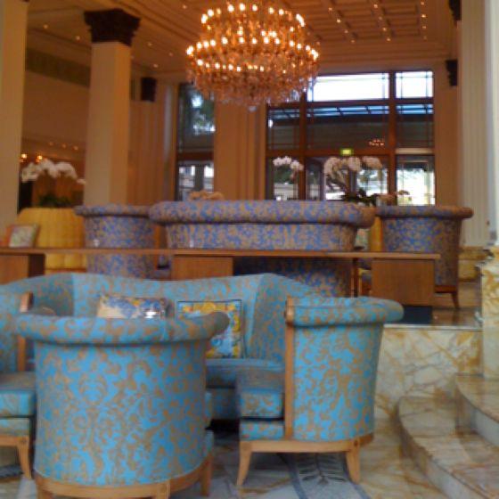 Lobby at Palazzo Versace
