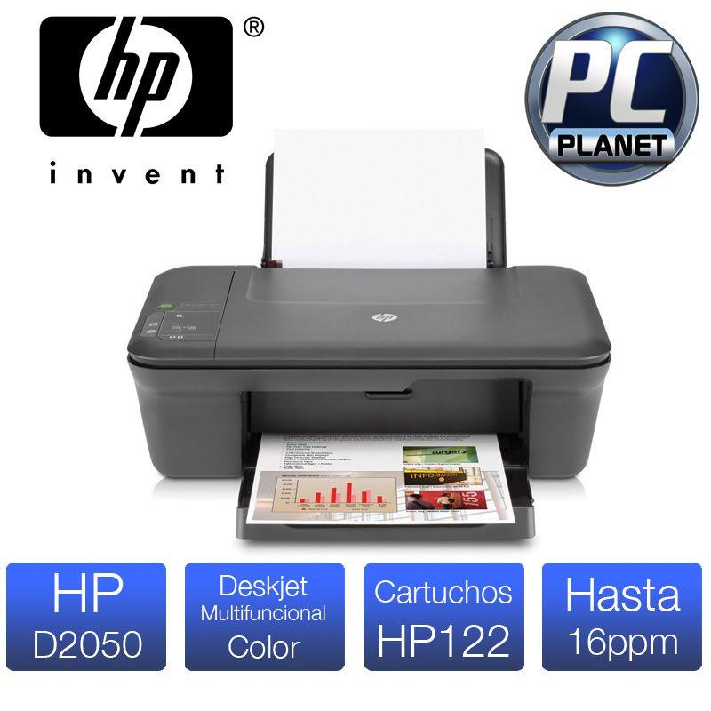 Hp D2050 Esta Es La Impresora Para Usuarios De Hogar Que Desean