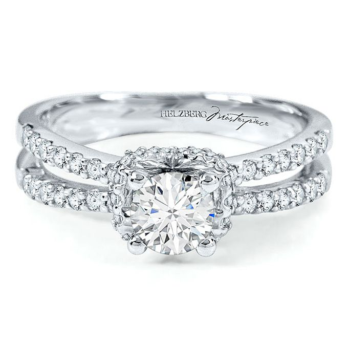 45 gorgeous engagement rings under 5000 - Helzberg Wedding Rings
