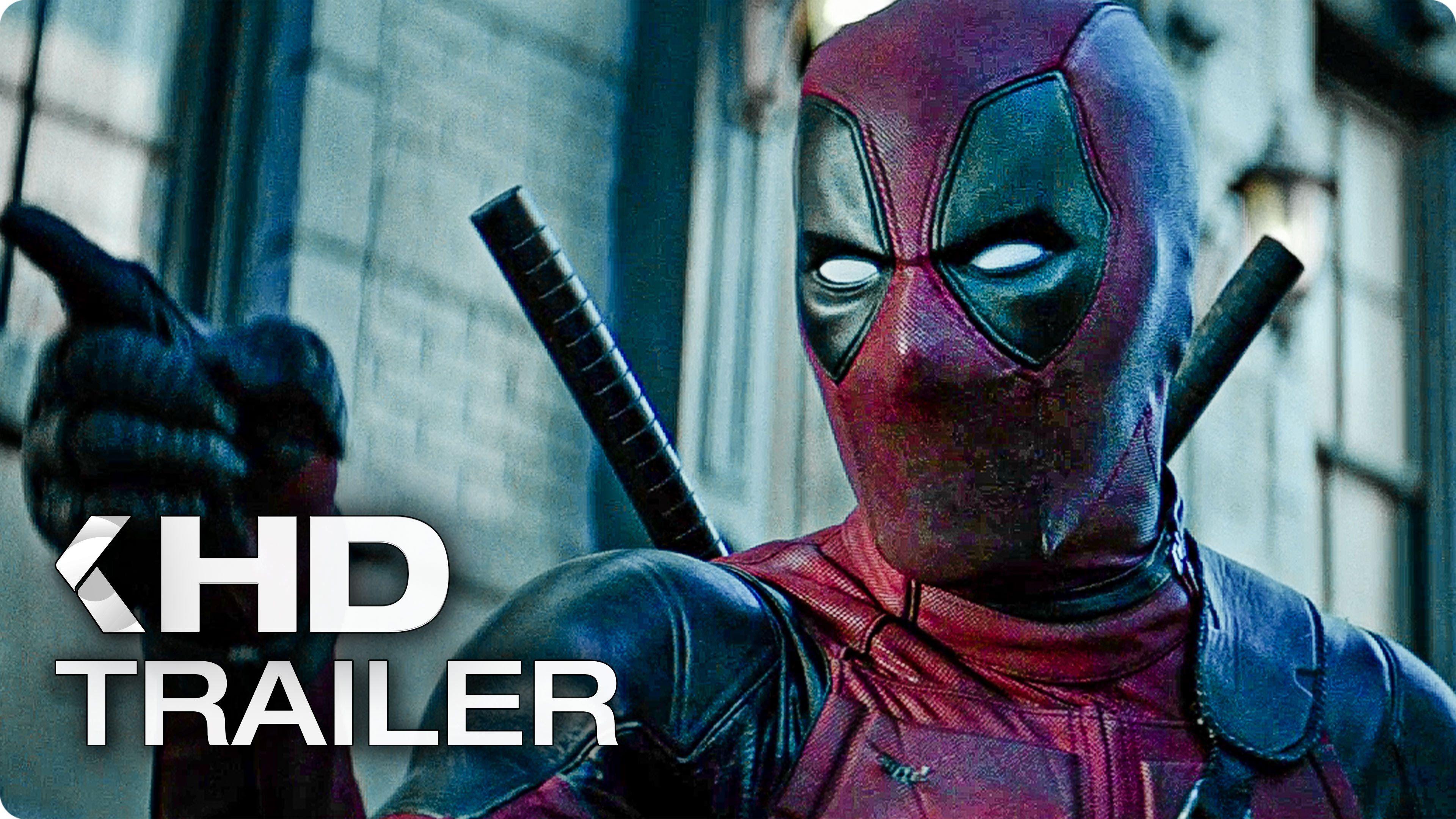 Deadpool  Teaser Trailer German Deutsch