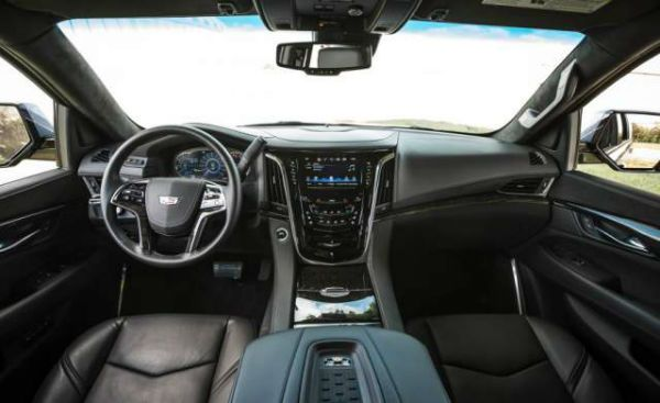 2018 Cadillac Escalade Is The Featured Model Interior Image Added In Car Pictures Category By Author On Jun 15 2017