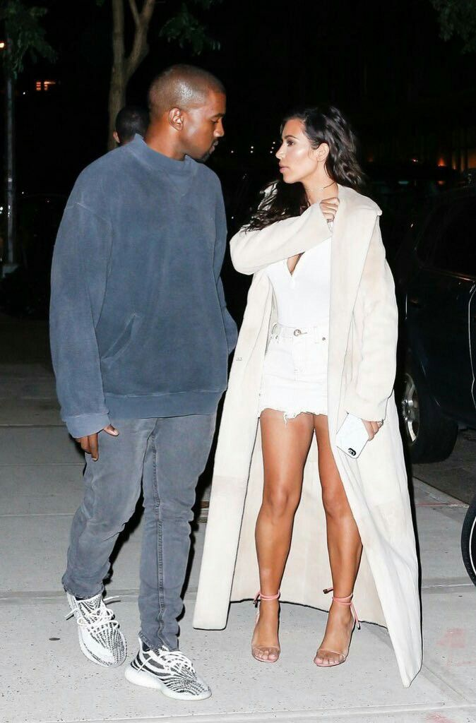 e82d38424 New Yeezy s … New Yeezy s … Kanye West And Kim ...