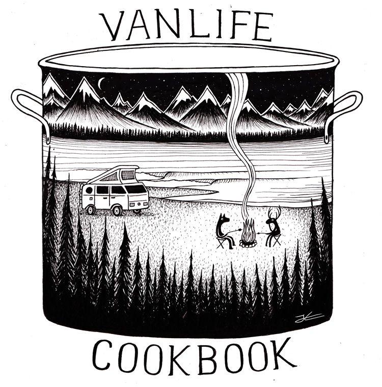 Photo of Vanlife Cookbook