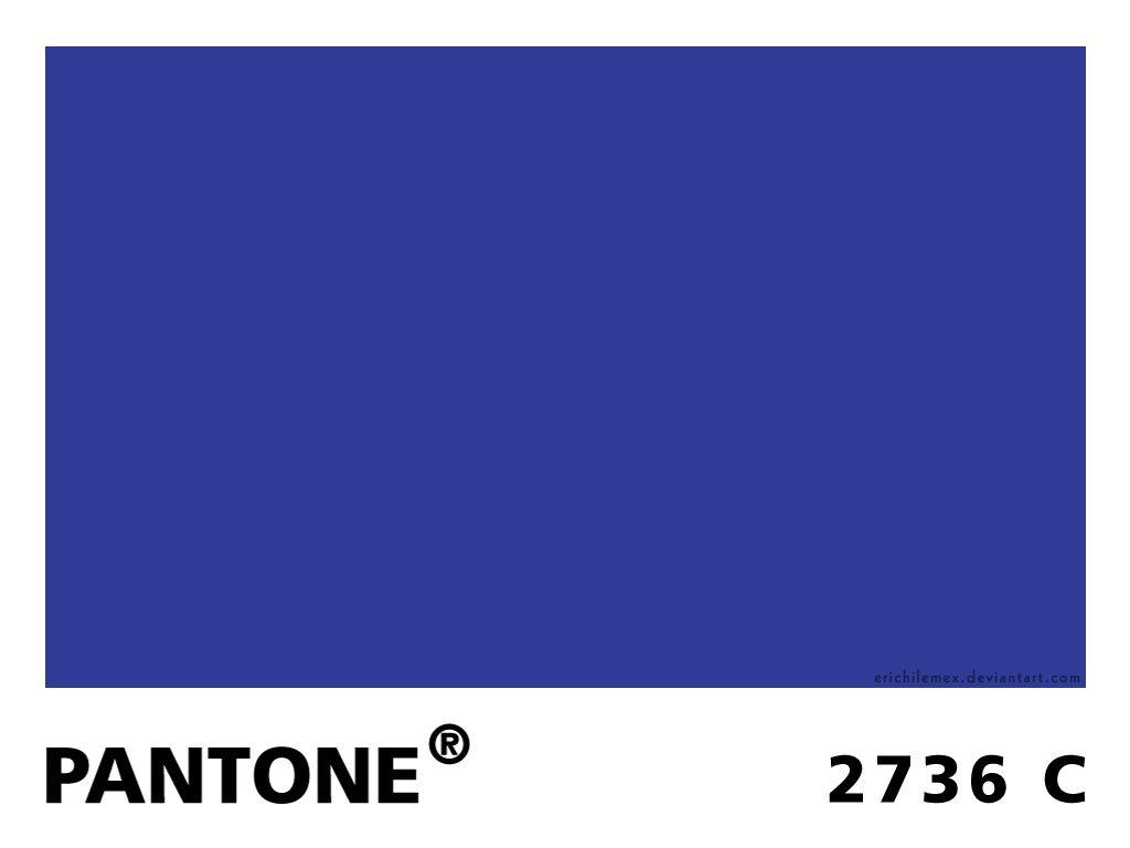 Pantone Series   Blue