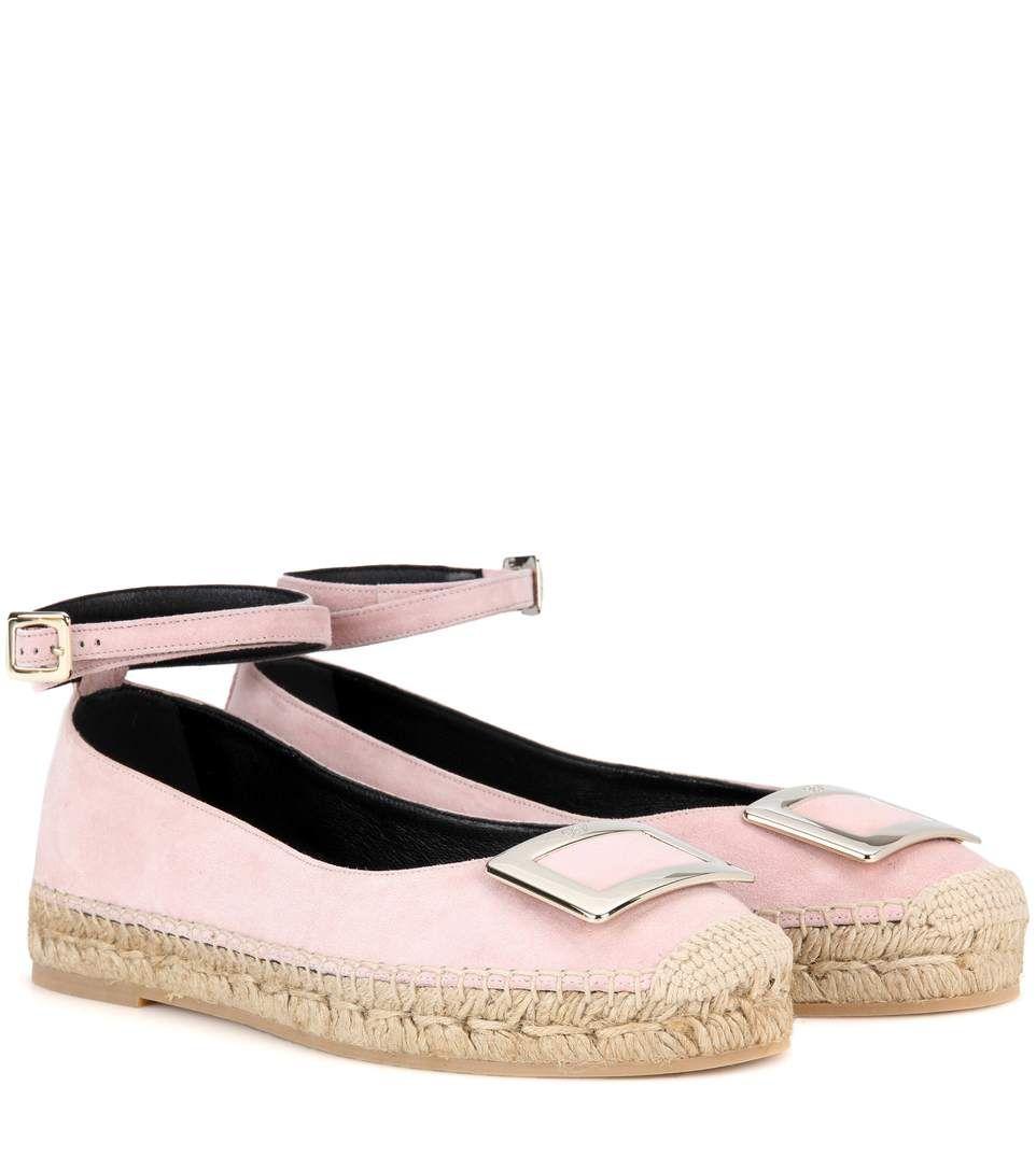 Suede sandals Roger Vivier e85J2