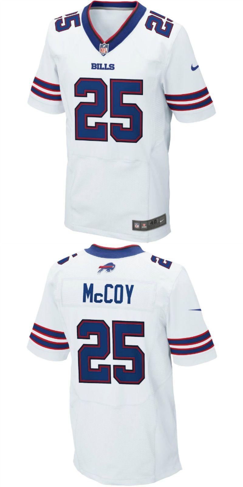 2a2154a1a155e LeSean McCoy Buffalo Bills Nike Elite Jersey White. Up to 70& off ...