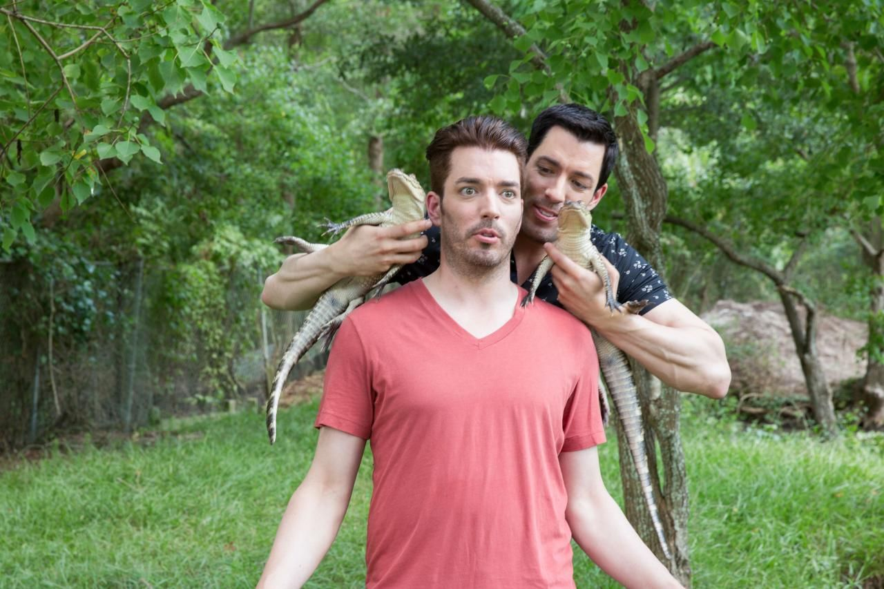 Jonathan And Drew Scott Take On A New Orleans Design Challenge