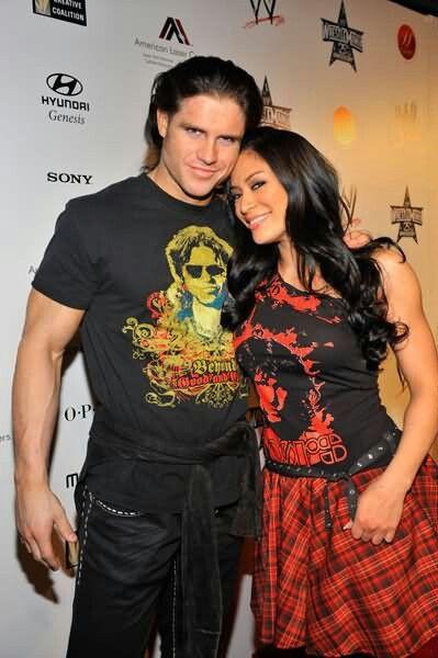 Wwe John Morrison And Melina