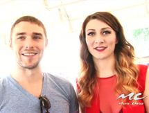 We caught up with Karmin while they were signing some sweet swag for their fans at The Great New York State Fair.
