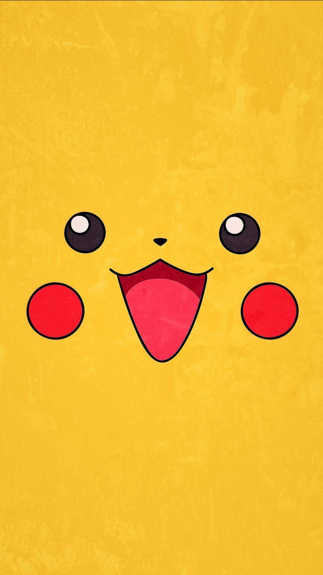 Pikachu, I chose you! Funny Cute wallpaper Pikachu