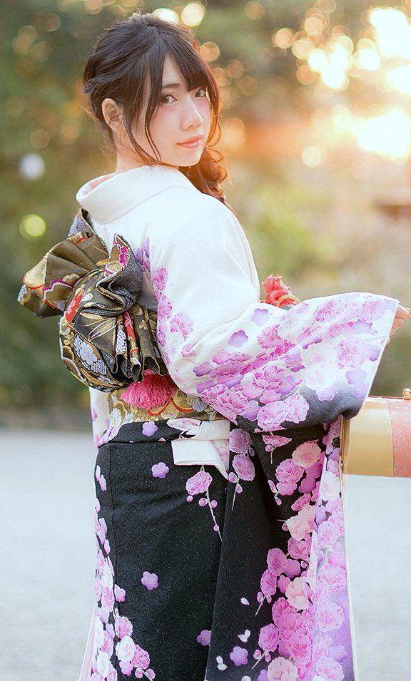 ゆる子 さん in 2020 Floral skirt, Fashion, Skirts