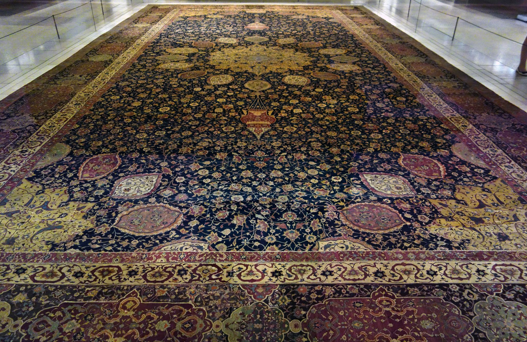 Medallion Carpet The Ardabil Carpet Unknown Artist Maqsud Kashani Is Named On The Carpet S Inscription Persian Safavid Dyna Carpet Persian Rugs On Carpet