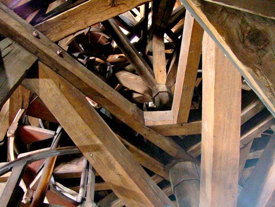 Viollet Le Duc Architecte à Notre Dame De Paris Notre Dame De Paris Cathédrale La Cathedrale Notre Dame Cathédrale