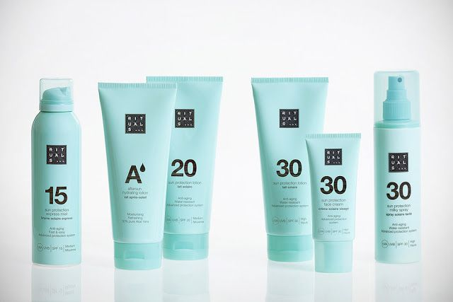 Rituals Sun Care on Packaging of the World - Creative Package Design Gallery