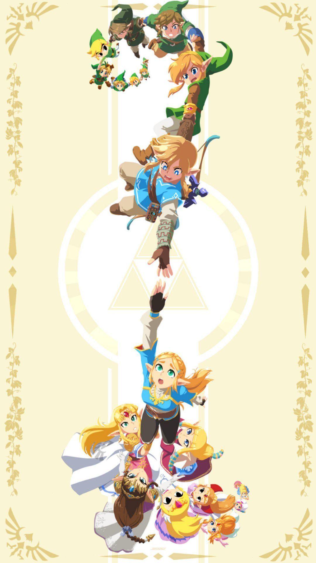 Wallpaper Zelda Android Wallpaper Zelda En 2020 Jeux Dessin Zelda Jeux Dessin Jeux Video