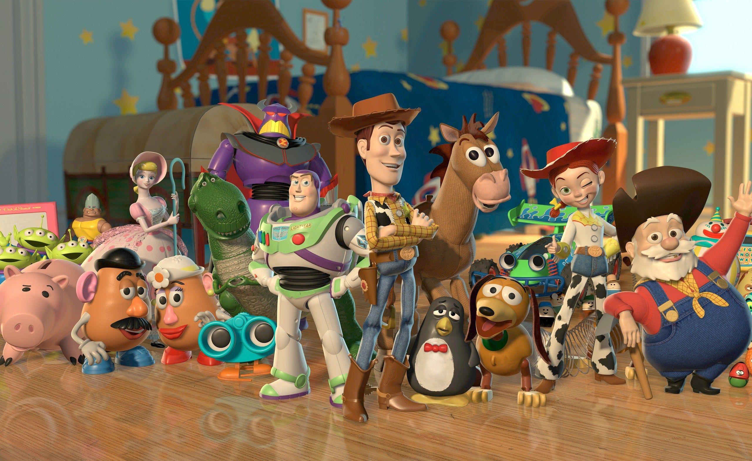 Toy Story 3 Movie desktop downloads DownloadToyStory2