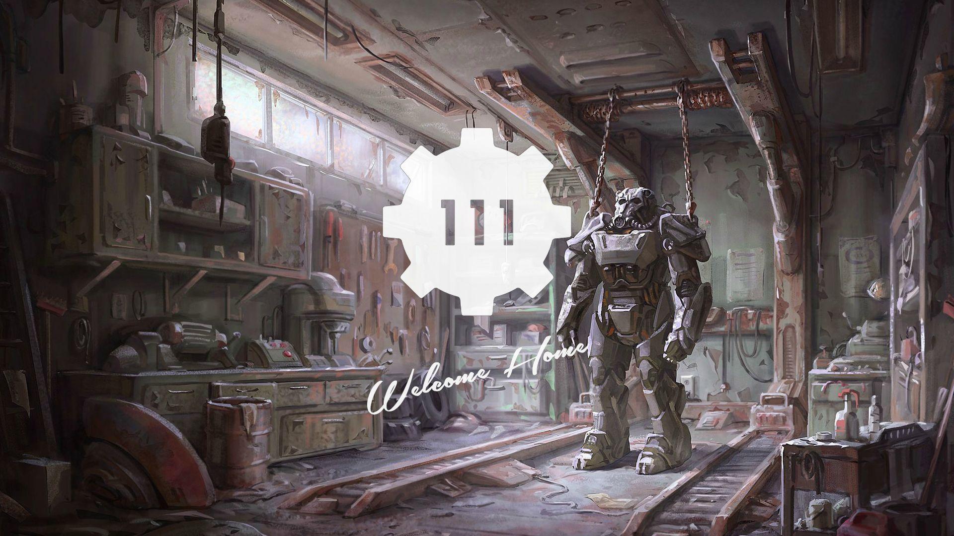 Fallout 4 custom concept art wallpaper | Fallout | Fallout