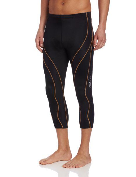 CW-X Conditioning Wear Women's PerformX 3/4 Tights -- special support for IT band issues $70+