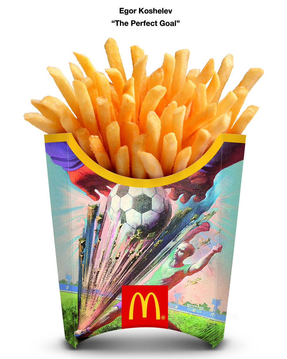 McDonald's Kick-Off FIFA World Cup™ With First-Ever Global French ...