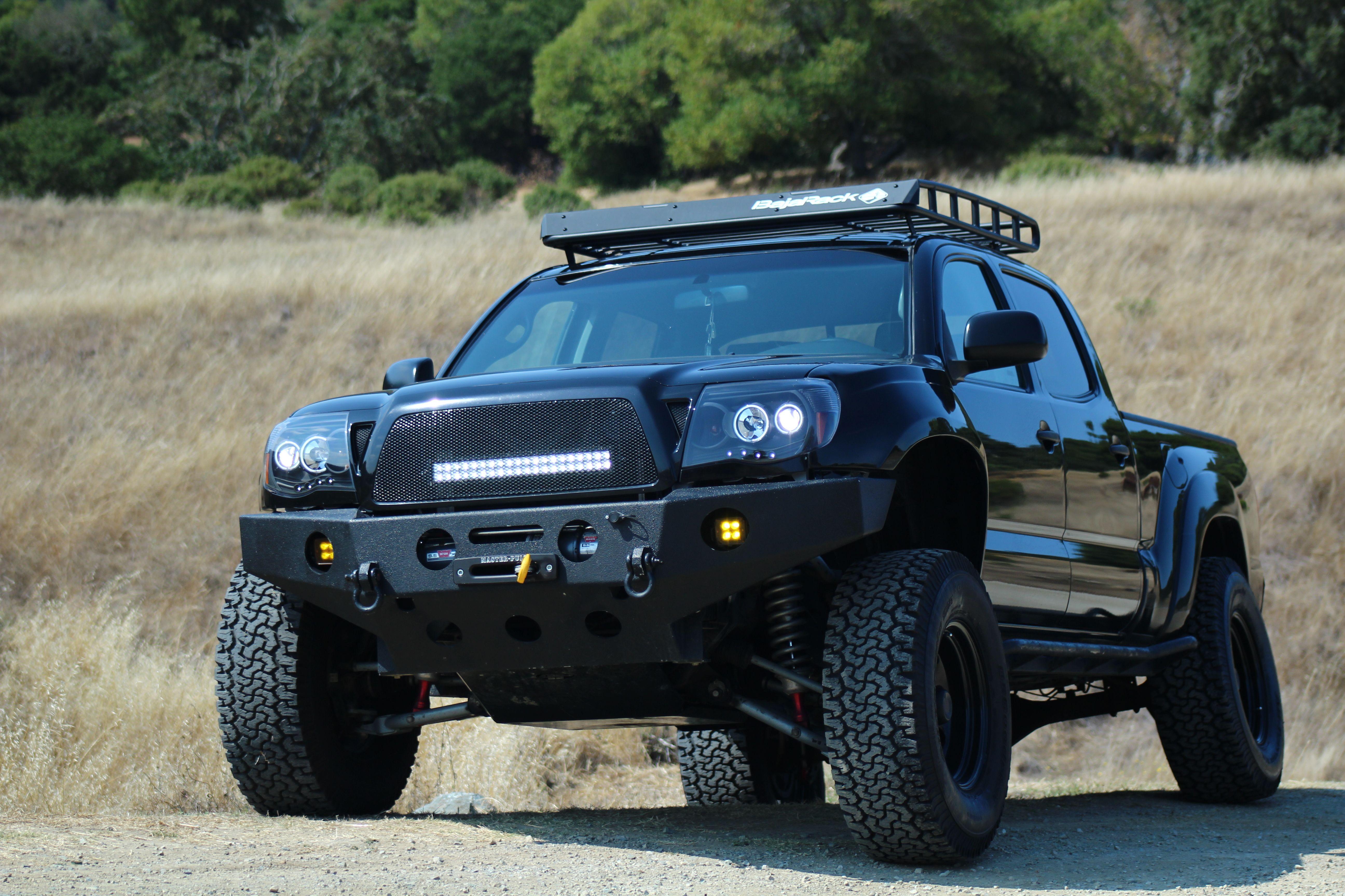 2007 All Pro LT / 4.88 Gears MudRak / ARB Air