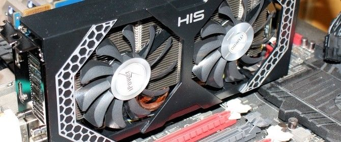 HIS Radeon R7 260X 2GB IceQ X2 Overclocked Video Card Review