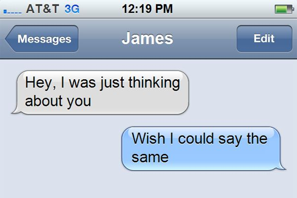 When Your Crush Ghosts You | Funny text messages, Funny