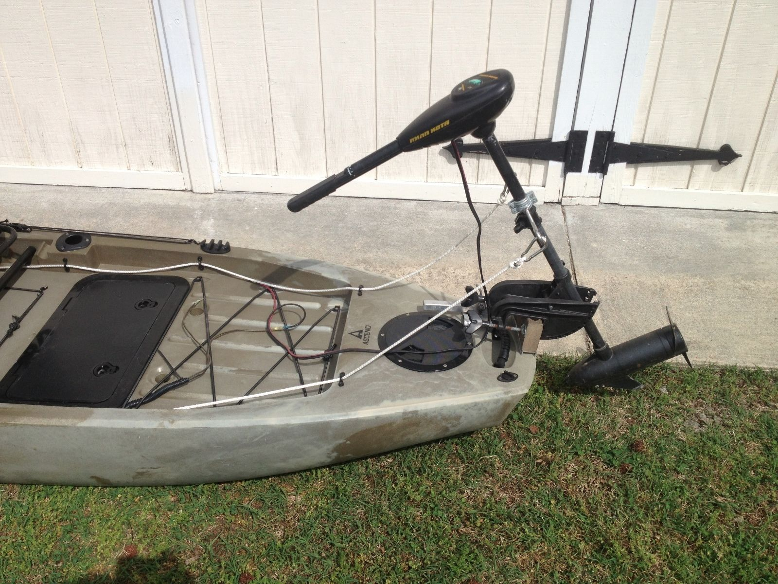 Details about 2019 Hobie Mirage Pro Angler 12 Fishing Kayak
