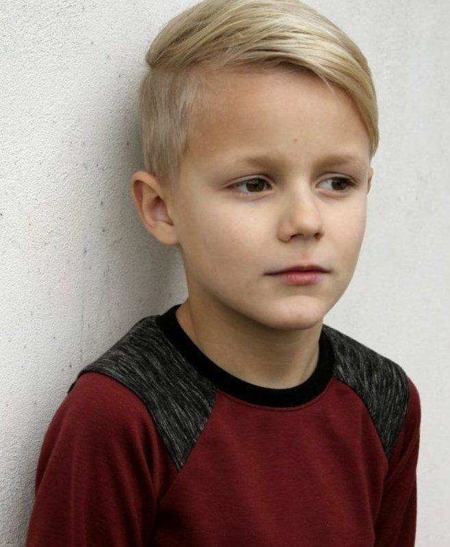 Kinderfrisuren Jungs 2017 Stylehaare Info 330