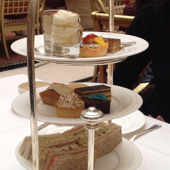 Afternoon Tea Miniature Fancies @ The Landmark Hotel